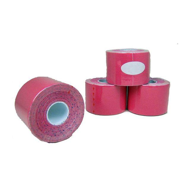 5m x 5cm Sport Tape ROSA Sporttape Physiotape Stutzentape Tape Band rosa